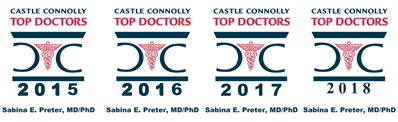 castle connoly best doctor award logos